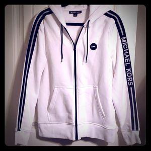 🆕️ Michael Kors Black & White Jacket.Size: Medium
